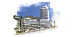 Parking pacific Plaza SPIC